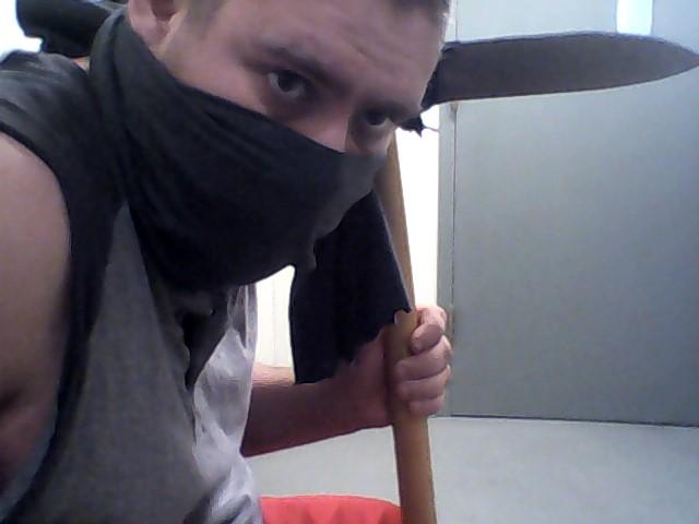 legendary bandit scythos by viralcode666
