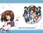 Haruhi Suzumiya Wallpaper