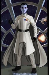 Imperial Officer Formal Dress Uniform-Male-Grand