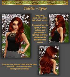 Fidelia - Spice