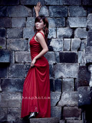 In Red by lansakit