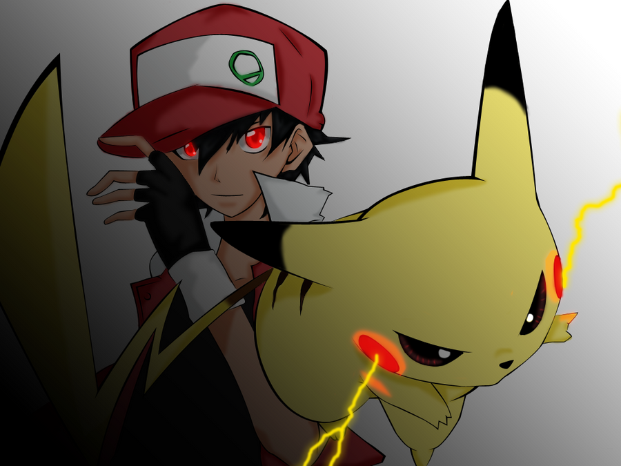 Red Pokemon Pikachu Images | Pokemon Images