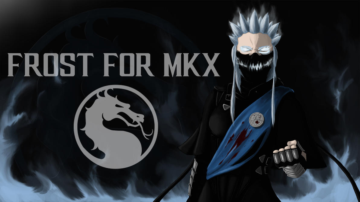 Frost for Mortal Kombat X by Misucra
