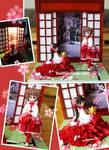 Sakura Tomoyo - Cardcaptor Sakura -Clay Figure