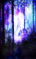 Rainbow Universe Mystic Night Dreams