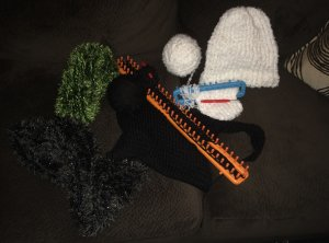 Loom Knitted by Narren7