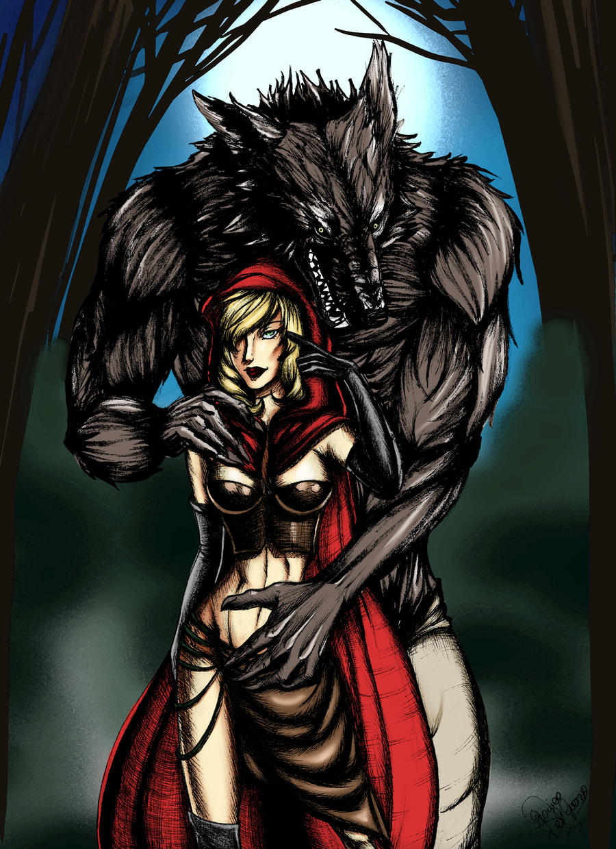 Red Riding Hood Sexy 109