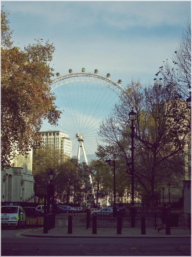 London eye 5 by LorraineB