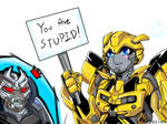 TF:You are stupid 2