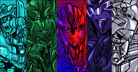 OC : TFP head shot