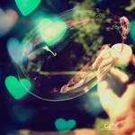 I LOVE bubbles