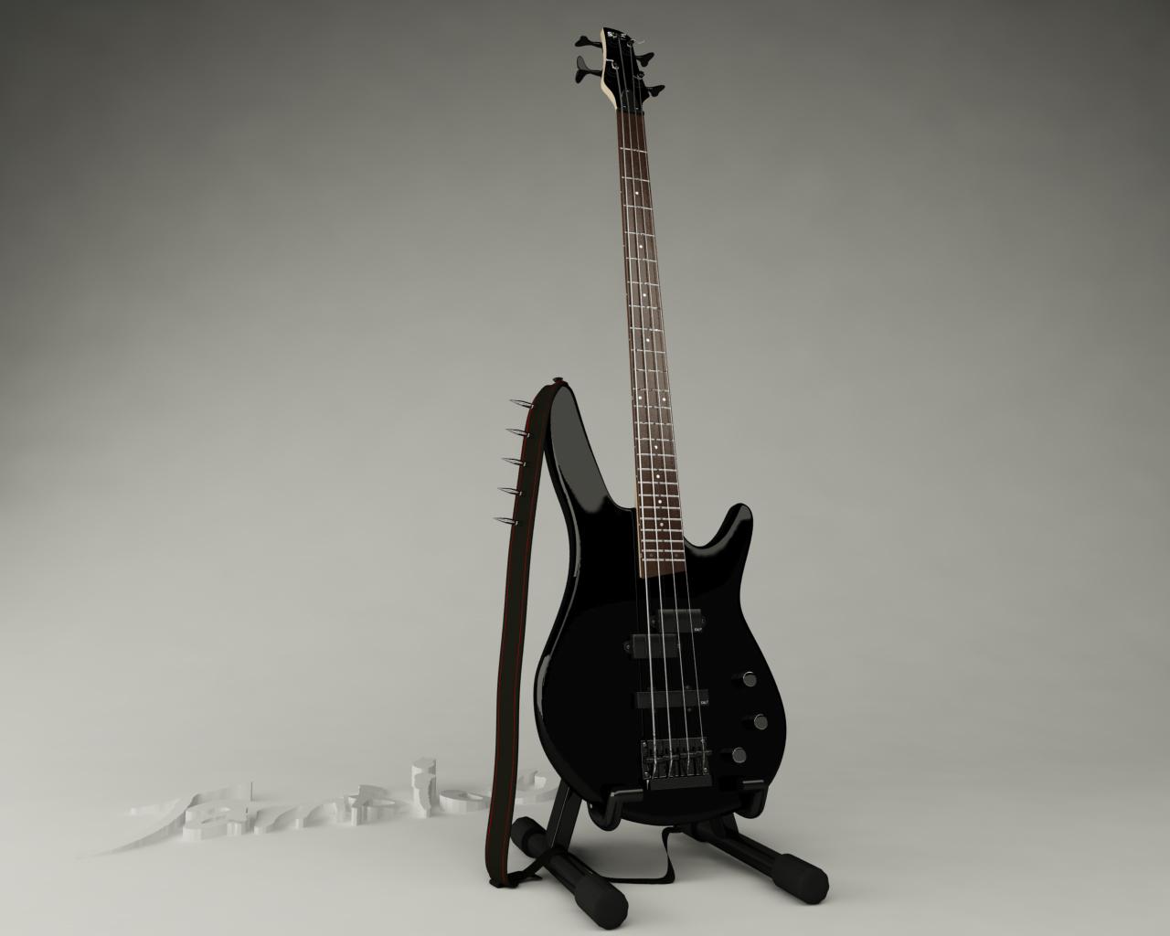 Ibanez Guitar Wallpaper: Ibanez SDGR Bass Guitar By JambioO On DeviantArt