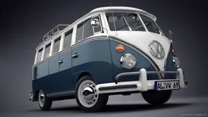 VW Bus Studio