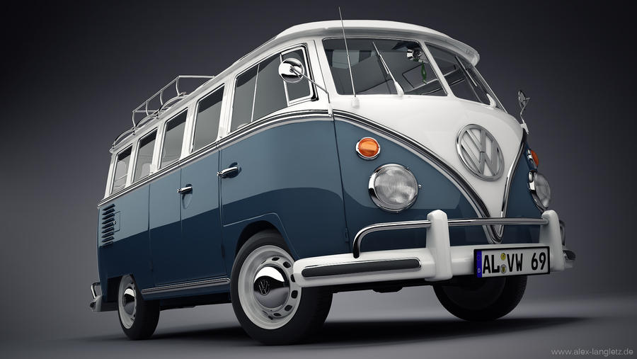 VW Bus Studio by JambioO