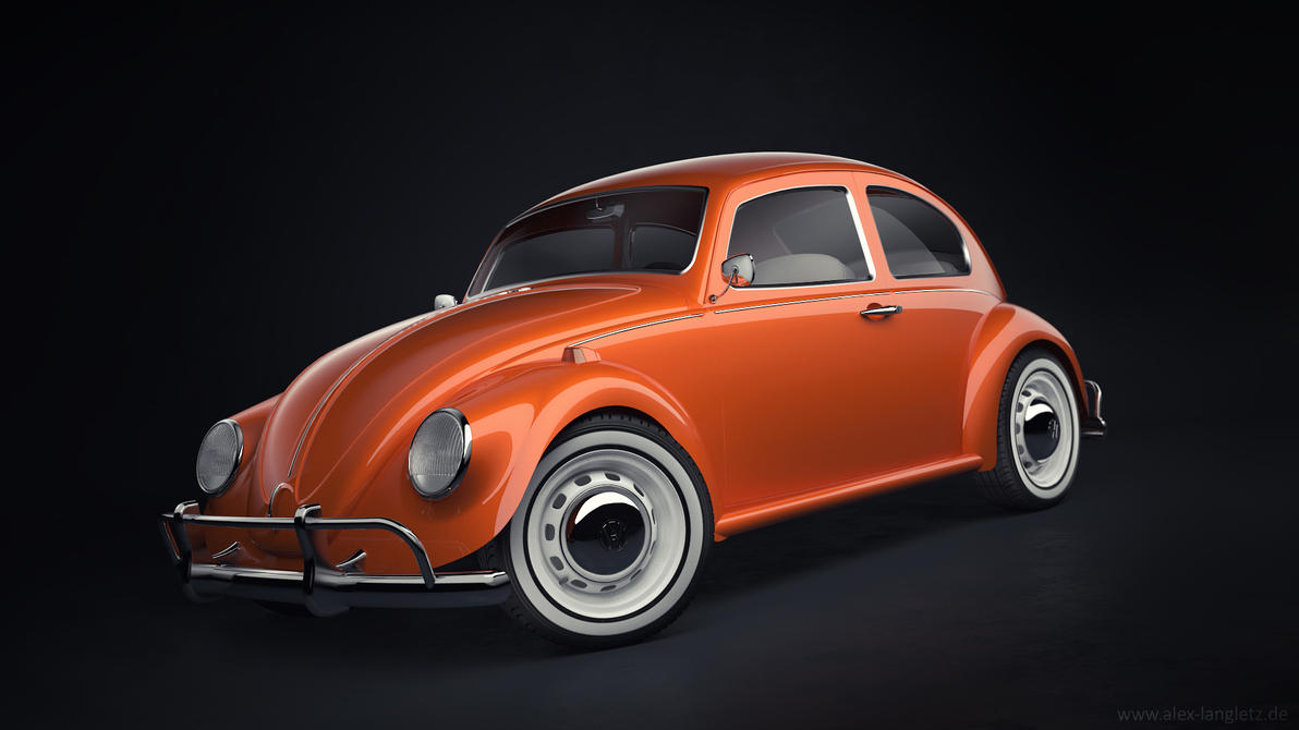 classic vw beetle by jambioo on deviantart