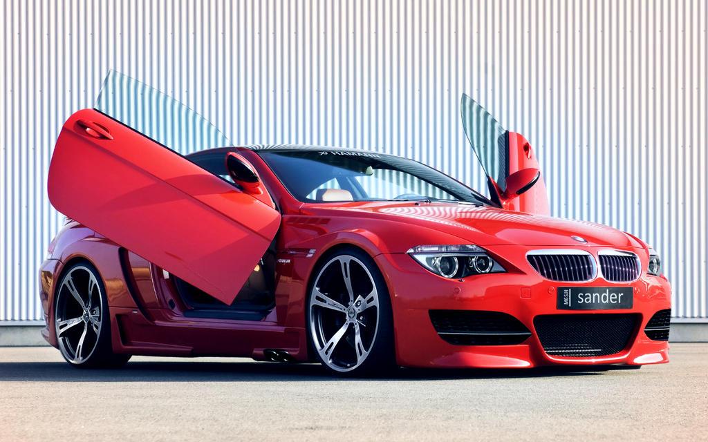 wallpaper bmw. Wallpaper - BMW M6 by