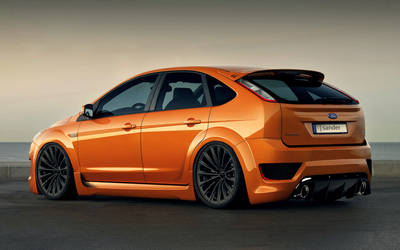 Ford Focus ST II by 46sanduhr