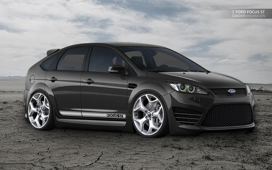 ford focus st iii by 46sanduhr