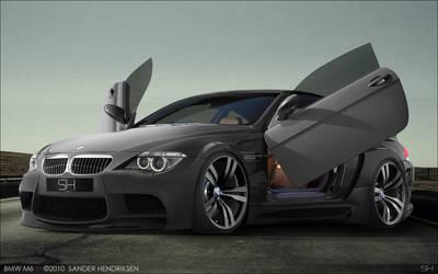 BMW M6 IV by 46sanduhr