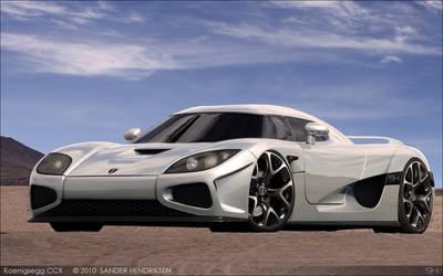 Koenigsegg CCX II by 46sanduhr