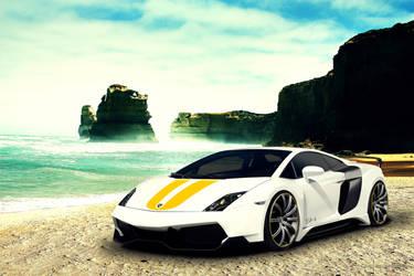 Lamborghini Gallardo LP560 by 46sanduhr