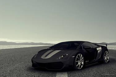 Lamborghini Gallardo LP560 II by 46sanduhr