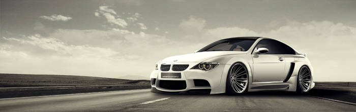 BMW M6 VI by 46sanduhr