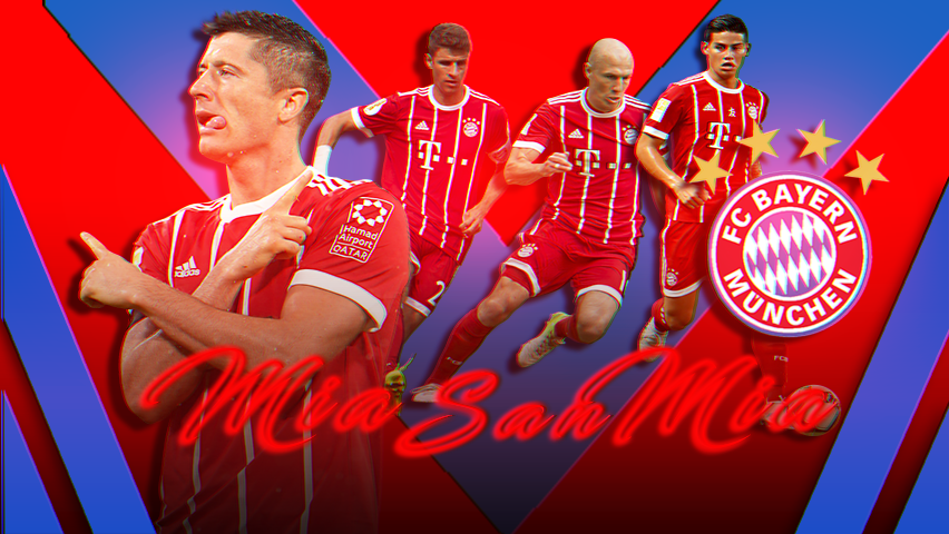 Fc Bayern Munich 2017 Wallpaper Hd By Blackkw On Deviantart