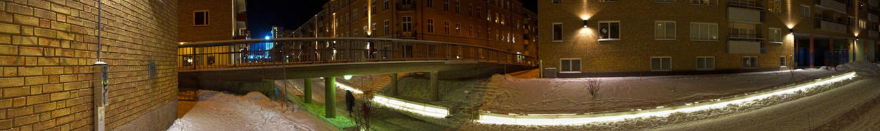 Nyfors Street Panorama 1 by photodeus