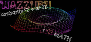 Facebook Graffiti 4 - Math by photodeus