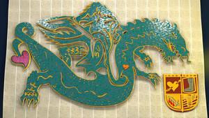 Dragon 3D version 2
