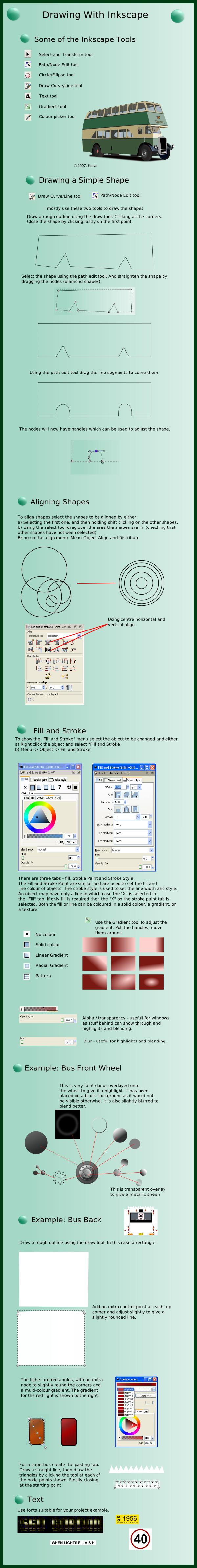 Inkscape Tutorial Part 2 by Belldandy1