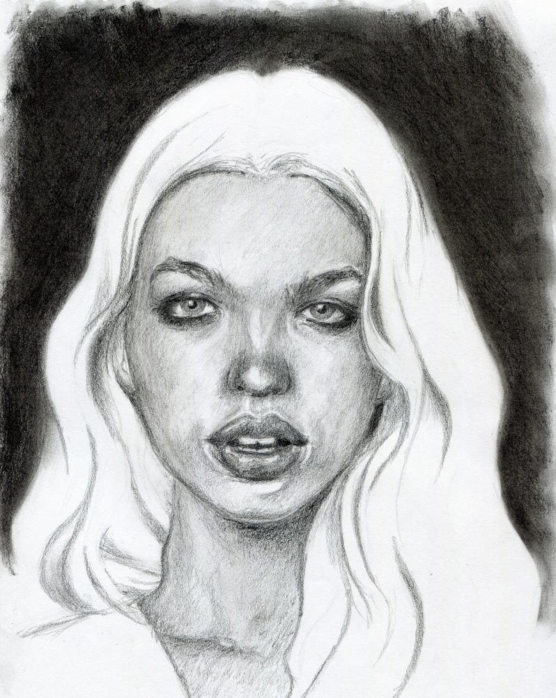 Daphne Groeneveld by vitrysavy