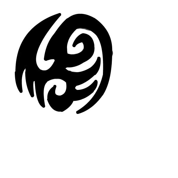 Tribal Tattoo by GamingDevil538