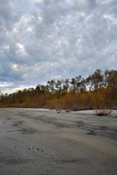 Autumn Beach 2 by midnightstouchSTOCK