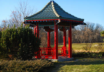 Pagoda by midnightstouchSTOCK