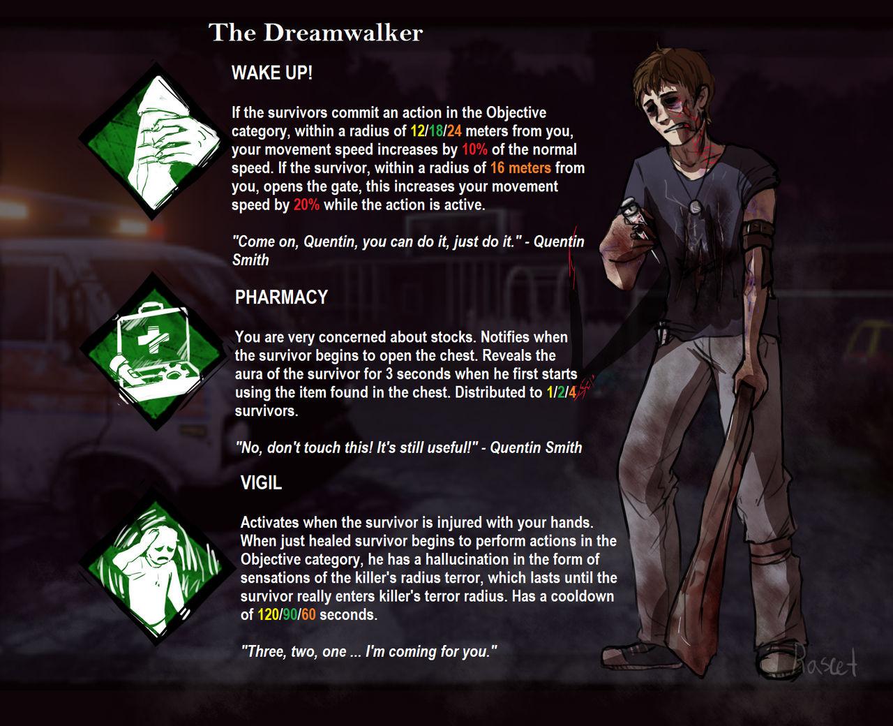 Killer!Dreamwalker by Rascet on DeviantArt