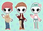 F2U Outfits!