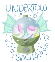 Undertow Gacha!! (CLOSED) by Smelly-Mouse