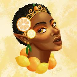 Citrus Fairy Queen