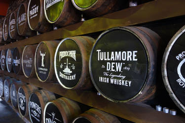 Whiskey Barrels by hsp1337