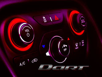 Dodge Dart Dash #4 with Logo by VelvetWaters744