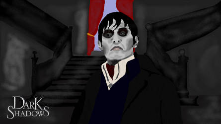 Barnabas Collins ~ Missed Me by VelvetWaters744