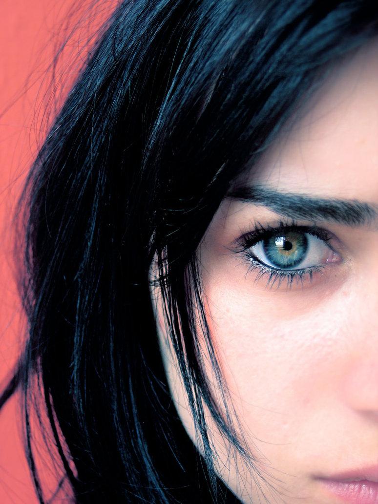 Eye 1 by Albahaca92
