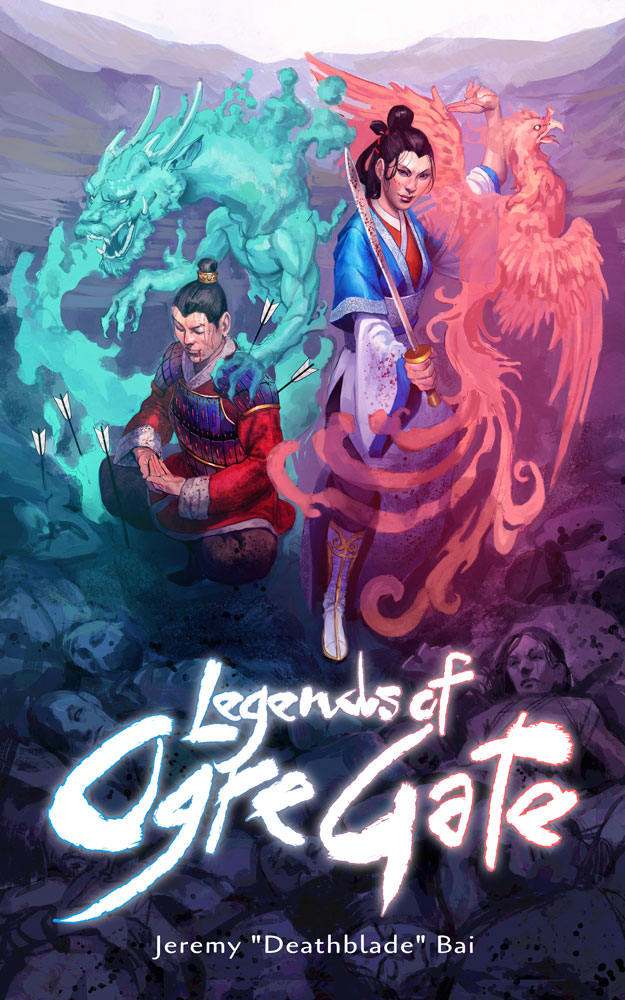 Legends of Ogre Gate by Gamaa