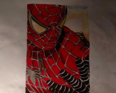 Spider-Man drawing by slashclaws1