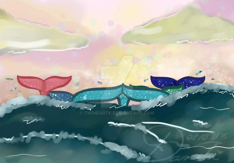 A Siren's Lament by TwiheartK