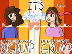 Game Grumps VS by noah-c84