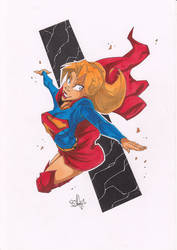 Supergirl by 2hotty7
