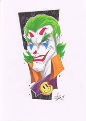 Joker by 2hotty7